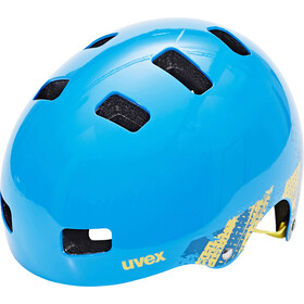 UVEX Kid 3 Casco Bambino, blackout blue